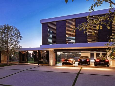 Summit Floor Plans by World Of Architecture Perfect Modern Mansion In Beverly Hills