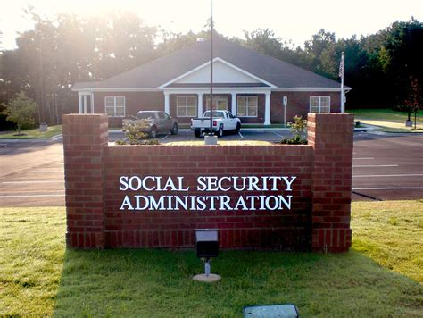 Ssi Office by Social Security Administration Images
