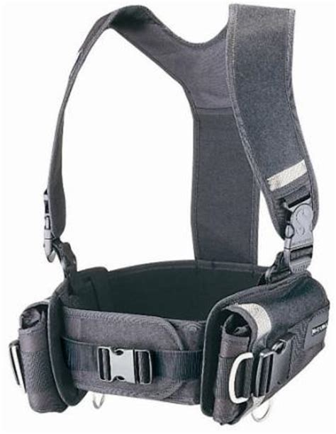 weighted harness scubapro accessoryweight harness