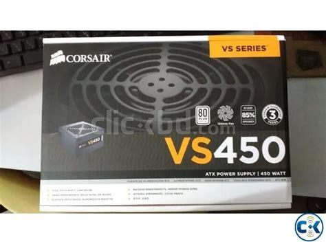 Corsair Vs450 Vs 450 Power Supply 450wat corsair vs450 450 watt gaming power supply clickbd