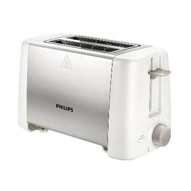 Daftar Toaster Philips jual philips hd4825 toaster stainless putih
