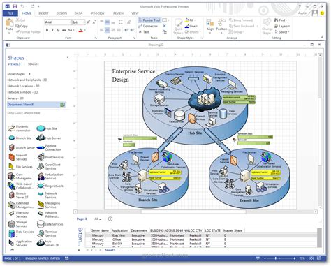 what s visio what is microsoft visio and what does it do groovypost