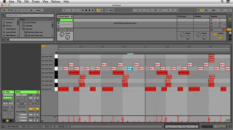 drum tutorial ableton live programming beats in ableton live 9