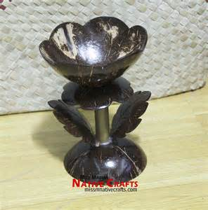 Wholesale Home Decorations coconut shell handicrafts philippines quot cup quot