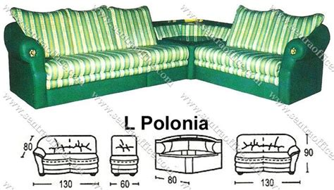 Sentra Furniture Sofa L Sabrina sofa l sentra type l polonia mebel kantor distributor