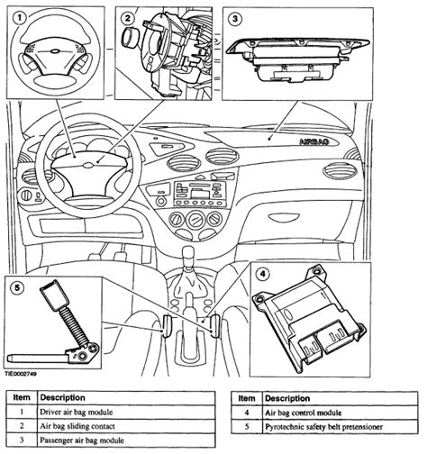 automotive service manuals 1992 ford taurus engine control service manual airbag deployment 2002 ford taurus engine control 2000 ford mustang airbag