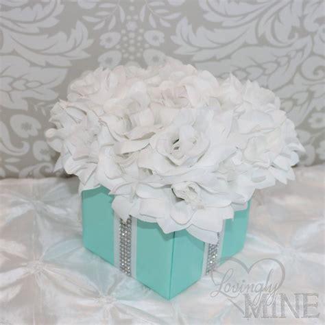 blue centerpiece boxes 25 best ideas about flower box centerpiece on