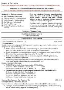 Sle Real Estate Resume No Experience by 10 Real Estate Resume Writing Guide Writing Resume