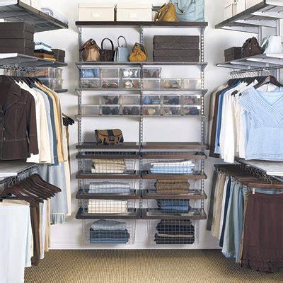 Closet Systems Container Store by Elfa Closet System Walnut Platinum Walk In Closet