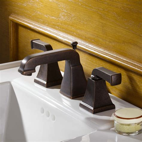 town square widespread faucet bathroom american standard