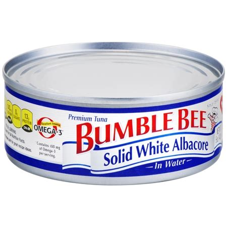 bumble bee solid white albacore tuna in water walgreens