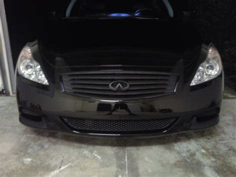 blacked out g37 grille cars
