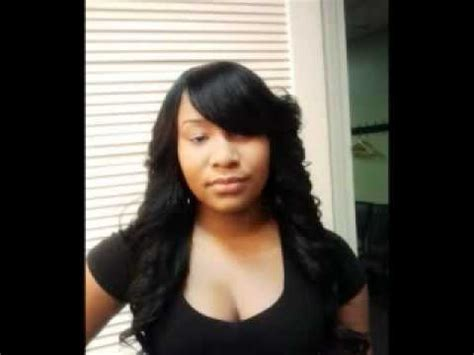 full head sew in maintenance side swoop african american hairstyles search results