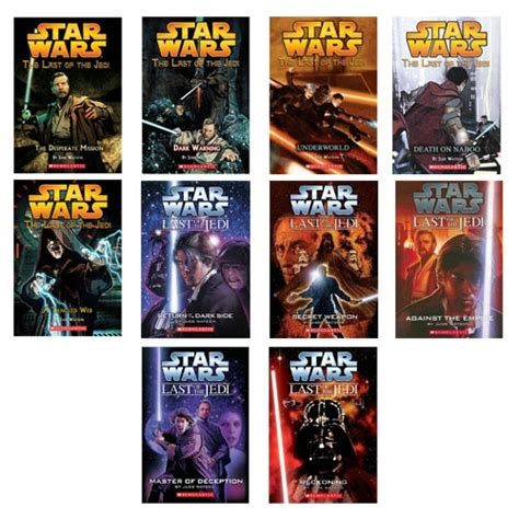 the p s wars books wars last of the jedi series book and i want
