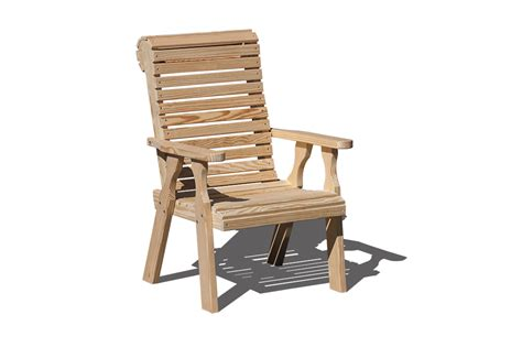 settees and chairs benches chairs and settees jim s amish structures