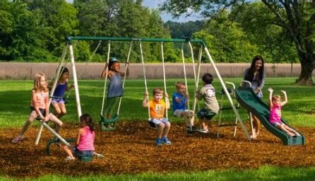 flexible flyer swing set recall get the flexible flyer backyard swingin fun to enrich