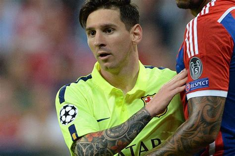 lionel messi s 7 tattoos their meanings body art guru image gallery lionel messi tattoo