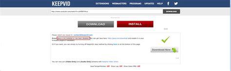 download youtube selain keepvid keepvid for mac a comprehensive interpretation of