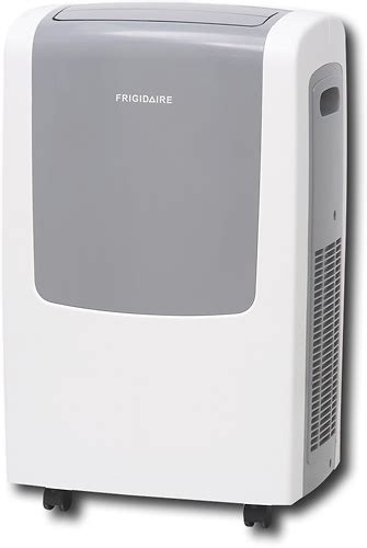 frigidaire 9000 btu portable room air conditioner white frigidaire fra113pt1 11000 btu portable air conditioner white factory refurbished only for usa