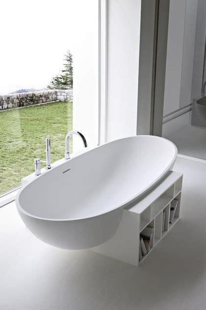 badewanne freistehend an wand oval korakril bathtub egg by rexa design