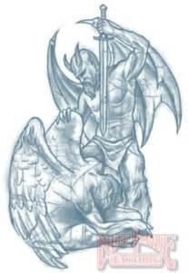 prison break avenging devil temporary tattoo in temporary