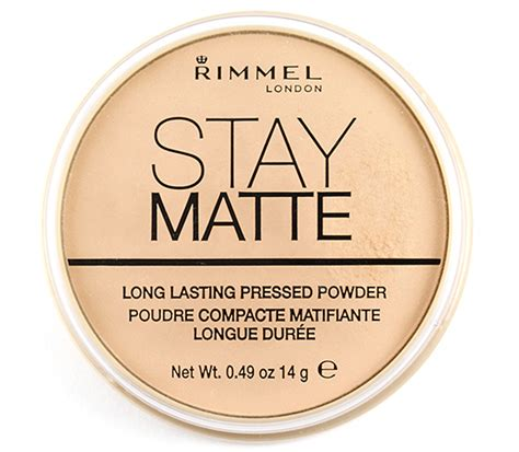 rimmel stay matte powder rimmel stay matte lasting pressed powder review