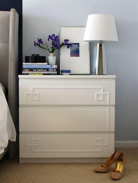 ikea nightstand charging station ikea hack dresser bedside table for more storage pjs
