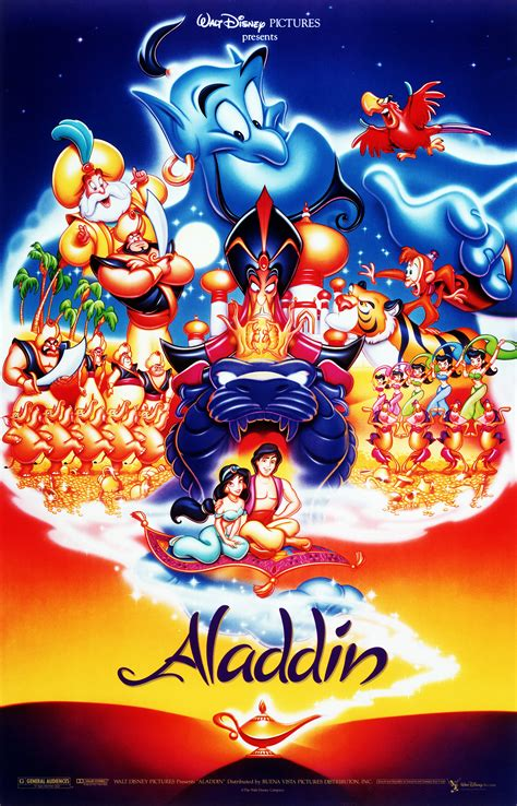 film disney jasmine aladdin 1992 posters the movie database tmdb