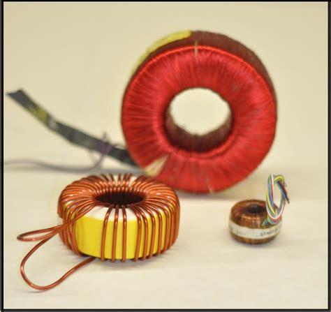 magnetics inc inductor design toroid inductor design 28 images toroidal inductors
