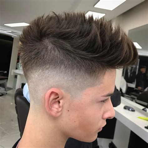 wonderful thick mohawk fade for thick mohawk fade 15 best fascinating thick mohawk fade on haircuts for men with
