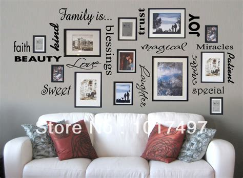 family room wall decor aliexpress com buy new york london paris quote wall