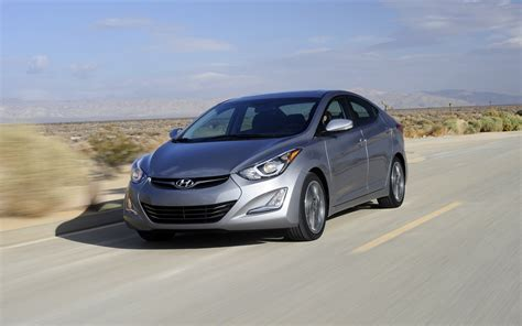 hyundai elantra sedan 2014 widescreen car