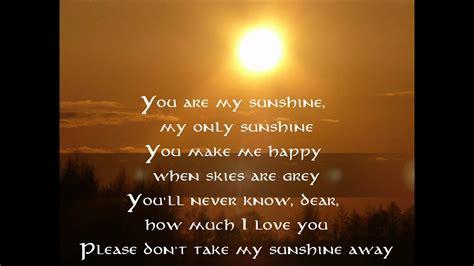 sunshine youtube
