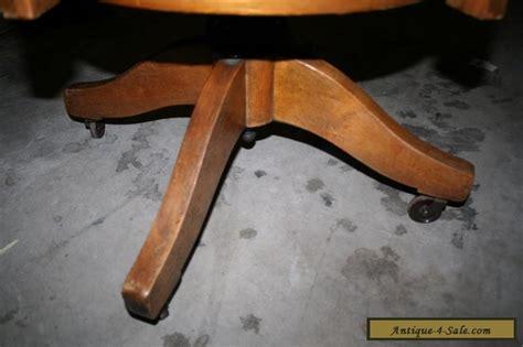 antique office desk for sale antique oak wood swivel office desk chair for sale in