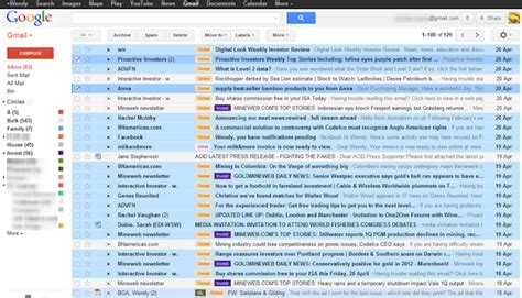 gmail themes preview a gmail miscellany customise gmail with userstyles