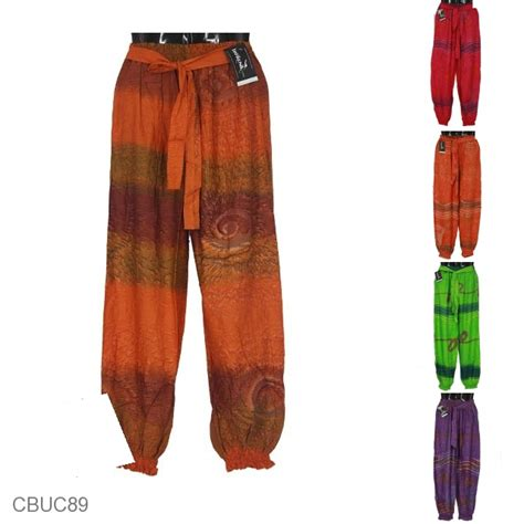 Aladin Monkey Kaos Wanita Baju Wanita Baju Murah baju batik celana aladin katun motif rainbow cake bawahan rok murah batikunik
