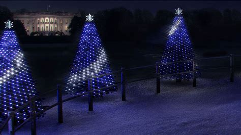 kids can program the white house s christmas tree lights