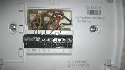 honeywell rth221b1021 wiring diagram honeywell th8110u1003