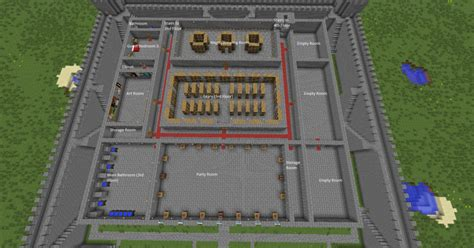 minecraft castle floor plan my minecraft castle 4th floor by quagmirefan1 on deviantart