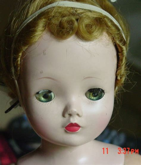 restringing a composition doll 17 best images about doll repair on revlon