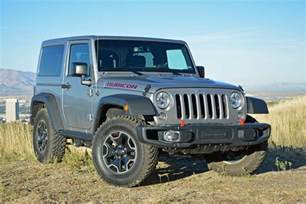 2018 jeep wrangler news rumors specs performance