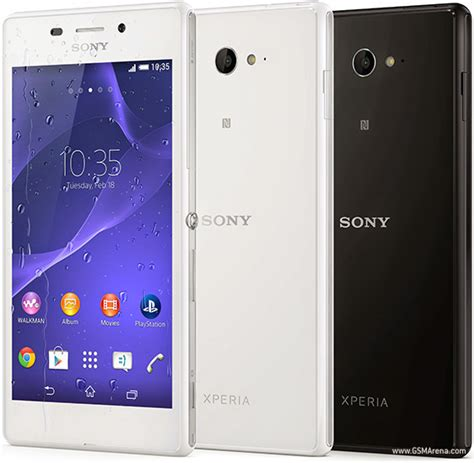 Hp Sony Experia M2 sony xperia m2 aqua pictures official photos