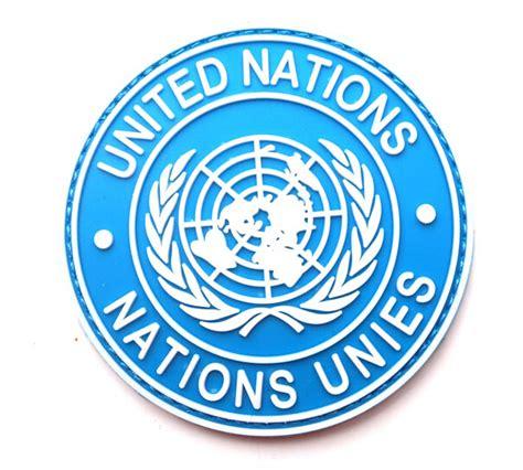 aliexpress buy 3d rubber pvc united nations unies un