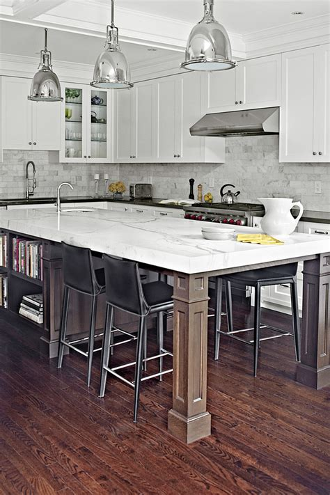 kitchen island with storage and seating fabulously cool large kitchen islands with seating and storage decohoms