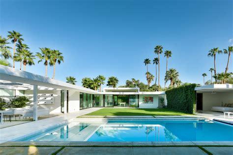 The Lost Krisel   Midcentury   Pool   Los Angeles   by