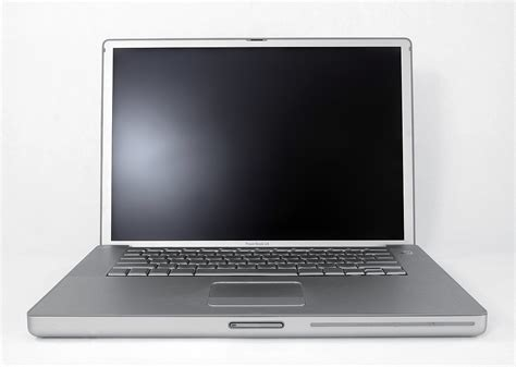Laptop Apple Powerbook G4 17 Inch powerbook g4