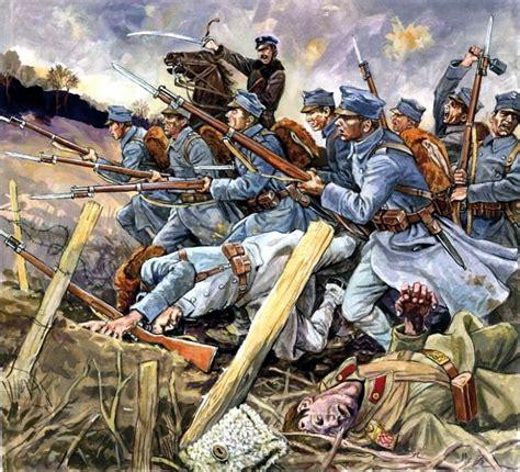 pinturas de guerra pinturas de la gran guerra 1914 1918 1915 infanter 237 a polaca al servicio de austro