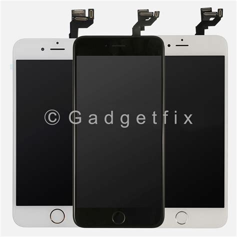lcd display touch screen digitizer assembly replacement parts for iphone 6s plus ebay