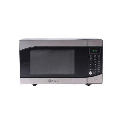 Microwave 400 Watt westinghouse 0 9 cu ft 900 watt countertop microwave in