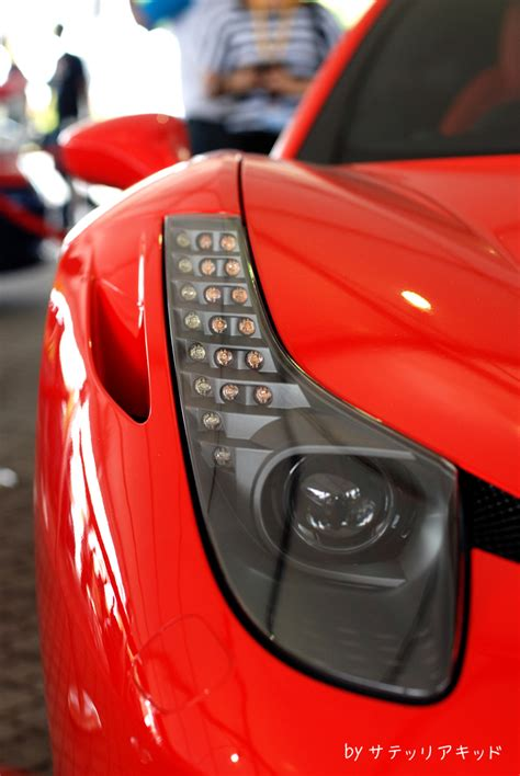 ferrari headlights at let s talk about the 4c s headlights alfa romeo 4c forum